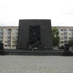 Ehrenmal des Warschauer Ghettos