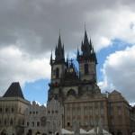 Teynkirche am Altstädter Ring