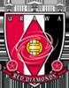 Urawa Reds diamond