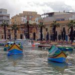 Fischerhafen in Marsaxlokk